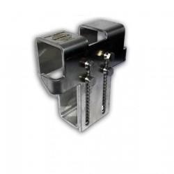SM03  STEEL MONSTER Block Box Blindatura centralina Motore (Centraline Euro 6 Benzina) Protezione Auto Antifurto