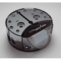 BCA 32 DGT cappuccio con distributore e volmetro digitale per condensatore Connection Audison