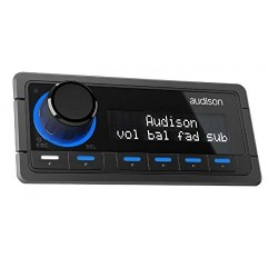DRC MP Audison DIGITAL REMOTE CONTROL TH AND bit