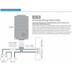ES3 Audison BIT ENERGY STORAGE START & STOP