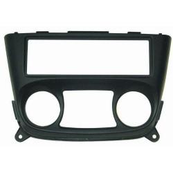03279 Nissan Almera Adattatore autoradio Mascherina cornice con foro ISO colore nero