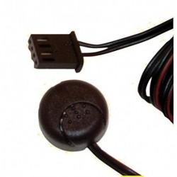 Pulsante LED per PlugPark 4/14 attivazione sensori parcheggio MetaSystem
