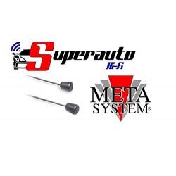 SENSORI VOLUMETRICI ANTIFURTO METASYSTEM RICAMBIO EASY CAN ALLARME AUTO SENSORE