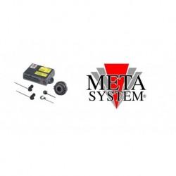 Easy Can Analogico Filare Allarme Elettronico Auto MetaSystem Sirena M05