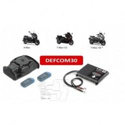 DEFCOM 30 YAMAHA Moto Antifurto  SATELLITARE AUTOGESTITO MetaSystem Specifico Yamaha PLUG & PLAY