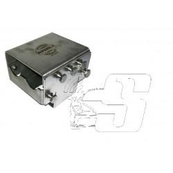 B01 FIAT ALFA LANCIA 1.2-1.4 8 V CON CENTRALINA SULLA TESTATA BLOCK BOX BLINDATURA CENTRALINA protezione AUTO ANTIFURTO